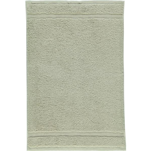 Rhomtuft - Handtücher Princess - Farbe: stone - 320 Gästetuch 40x60 cm