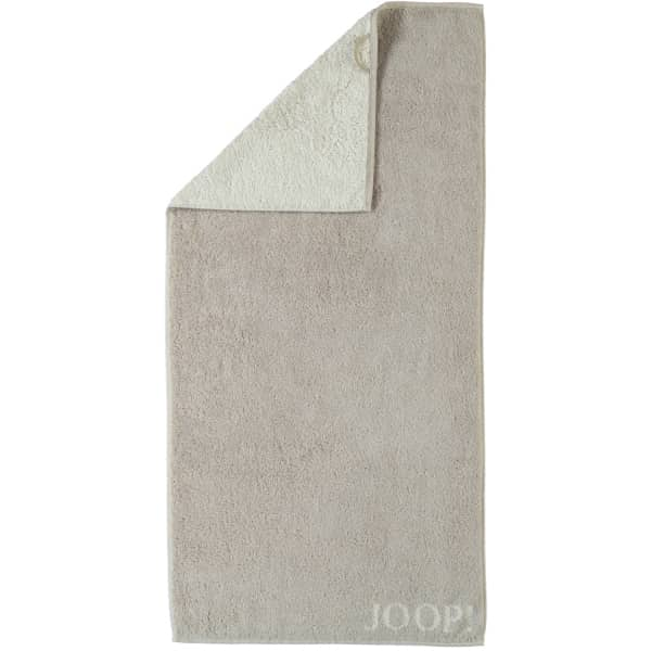 JOOP! Classic - Doubleface 1600 - Farbe: Sand - 30 Handtuch 50x100 cm