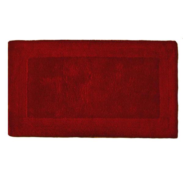 Möve - Badematte - Größe: 60x100 cm - Farbe: rubin - 075