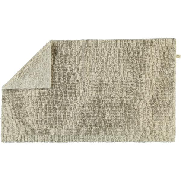 Rhomtuft - Badteppich Pur - Farbe: natur-jasmin - 20 60x100 cm