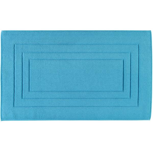 Vossen Badematte Calypso Feeling - Farbe: turquoise - 557