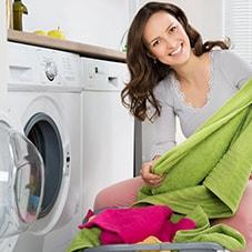 Wie wasche ich Handtücher richtig?