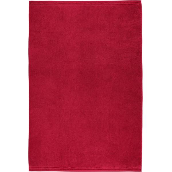 Vossen Calypso Feeling - Farbe: rubin - 390 Badetuch 100x150 cm