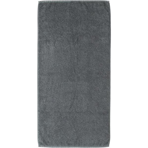 S.Oliver Uni 3500 - Farbe: anthrazit - 774 Handtuch 50x100 cm