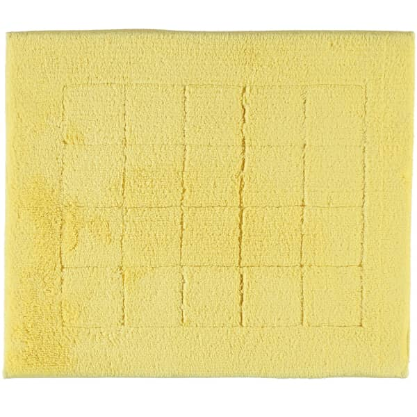 Vossen Badteppich Exclusive - Farbe: citro - 130 55x65 cm