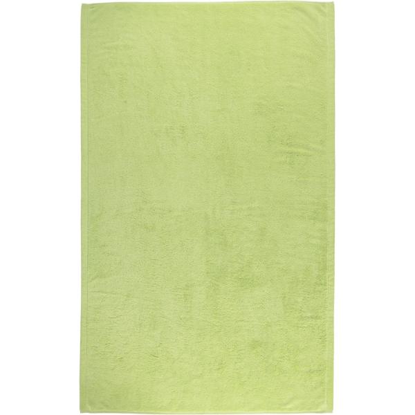 Cawö - Life Style Uni 7007 - Farbe: pistazie - 412 Badetuch 100x160 cm