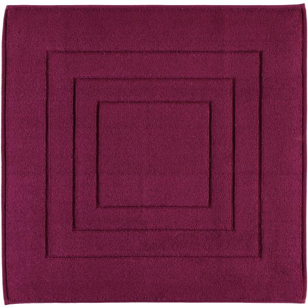 Vossen Badematte Calypso Feeling - Farbe: grape - 864 60x60 cm