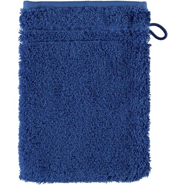 Vossen Vienna Style Supersoft - Farbe: deep blue - 469 Waschhandschuh 16x22 cm