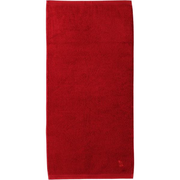 Möve - Superwuschel - Farbe: rubin - 075 (0-1725/8775) Handtuch 50x100 cm