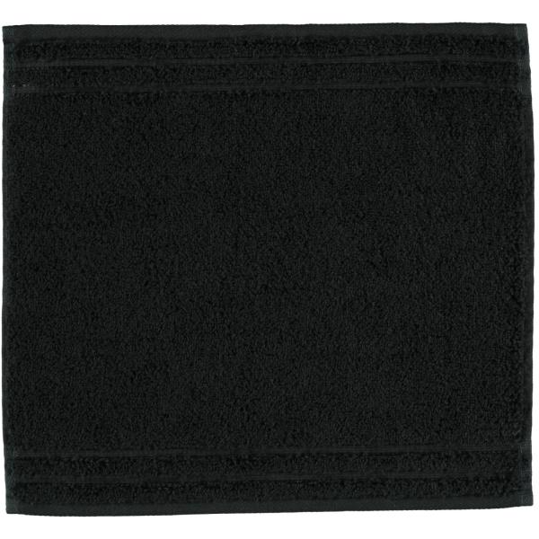 Vossen Calypso Feeling - Farbe: schwarz - 790 Seiflappen 30x30 cm