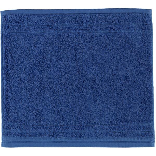 Vossen Vienna Style Supersoft - Farbe: deep blue - 469 Seiflappen 30x30 cm