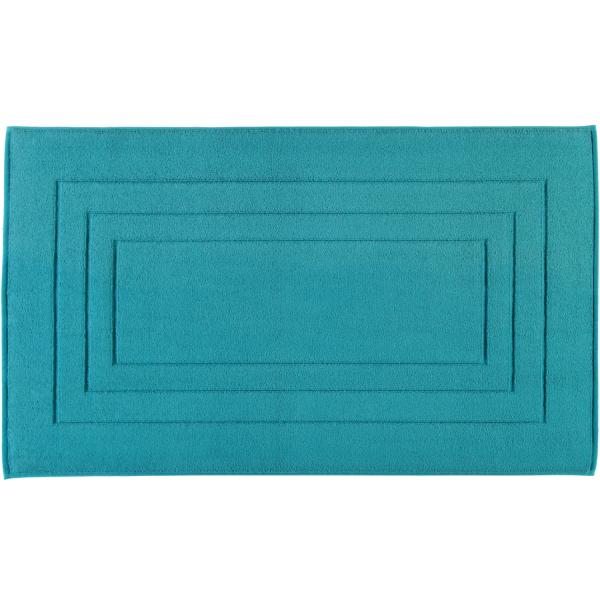 Vossen Badematte Calypso Feeling - Farbe: 589 - lagoon 60x100 cm