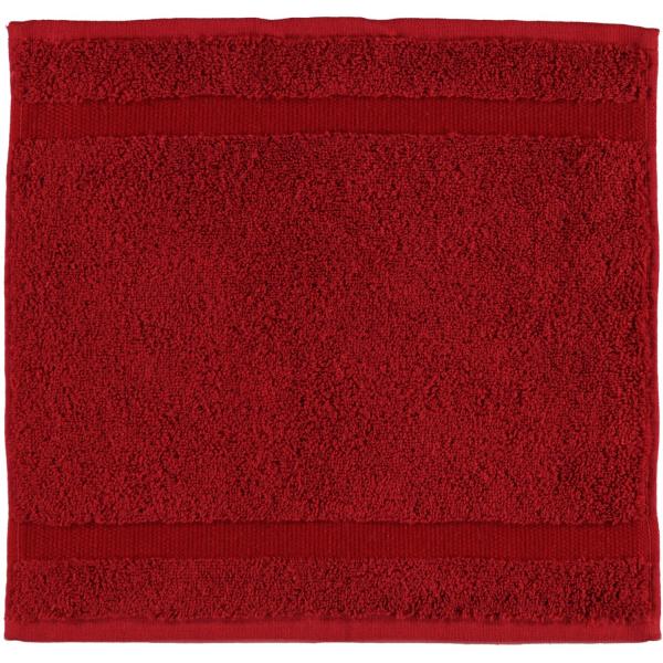 Rhomtuft - Handtücher Princess - Farbe: cardinal - 349 Seiflappen 30x30 cm