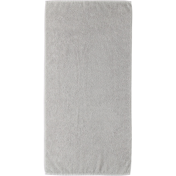 S.Oliver Uni 3500 - Farbe: silber - 775 Duschtuch 70x140 cm