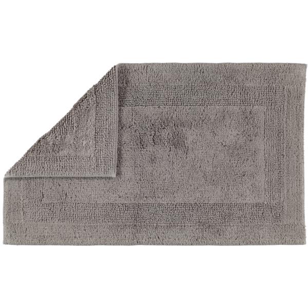 Cawö Home - Badteppich 1000 - Farbe: graphit - 779 60x100 cm