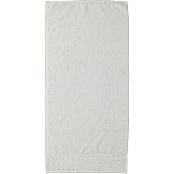 Möve - Swarovski Kristalle Allover - Farbe: snow - 001 (0-5793/8688) Handtuch 50x100 cm