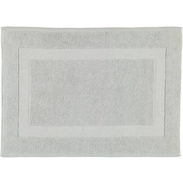 Rhomtuft - Badteppiche Comtesse - Farbe: perlgrau - 11 50x70 cm