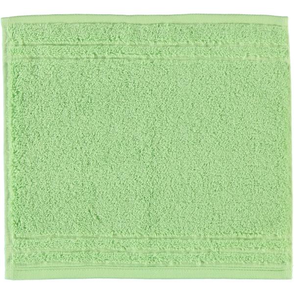 Vossen Vienna Style Supersoft - Farbe: grass - 5255 Seiflappen 30x30 cm