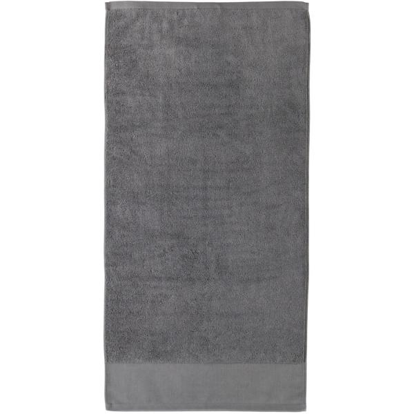Rhomtuft - Handtücher Comtesse - Farbe: zinn - 02 Handtuch 50x100 cm