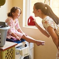 Wie oft wäscht man Badteppiche und Badematten?