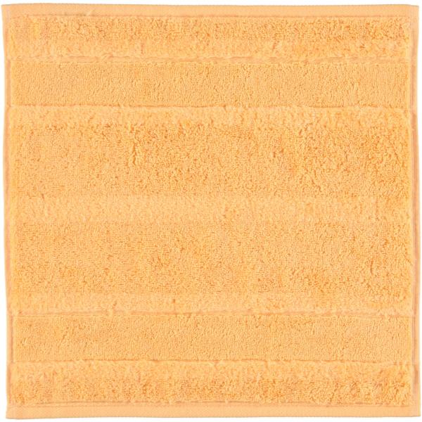 Cawö - Noblesse2 1002 - Farbe: melba - 315 Seiflappen 30x30 cm
