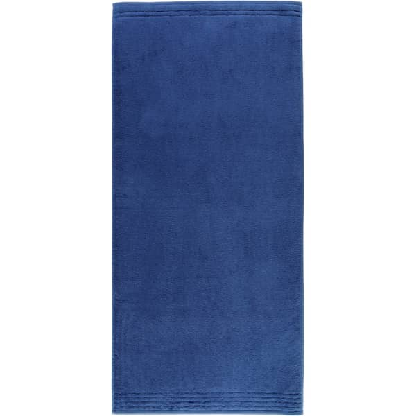 Vossen Vienna Style Supersoft - Farbe: deep blue - 469 Badetuch 100x150 cm