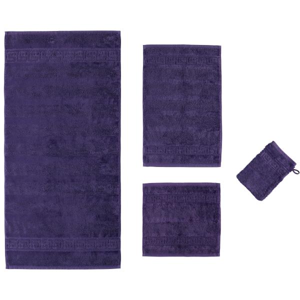 Cawö - Noblesse Uni 1001 - Farbe: lila - 808