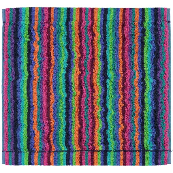 Cawö - Life Style Streifen 7048 - Farbe: 84 - multicolor Seiflappen 30x30 cm