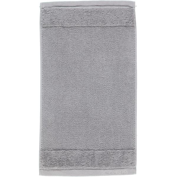 Marc o Polo Timeless uni - Farbe: grey Gästetuch 30x50 cm