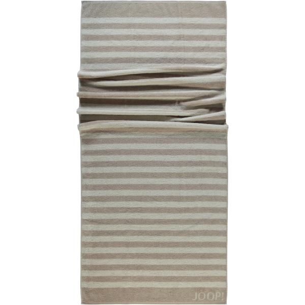 JOOP! Classic - Stripes 1610 - Farbe: Sand - 30 Saunatuch 80x200 cm