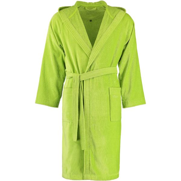 Vossen Bademantel Texas - Farbe: 530 - meadowgreen (161768) XL