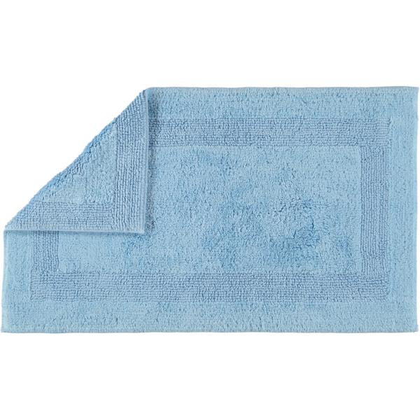 Cawö Home - Badteppich 1000 - Farbe: mittelblau - 188