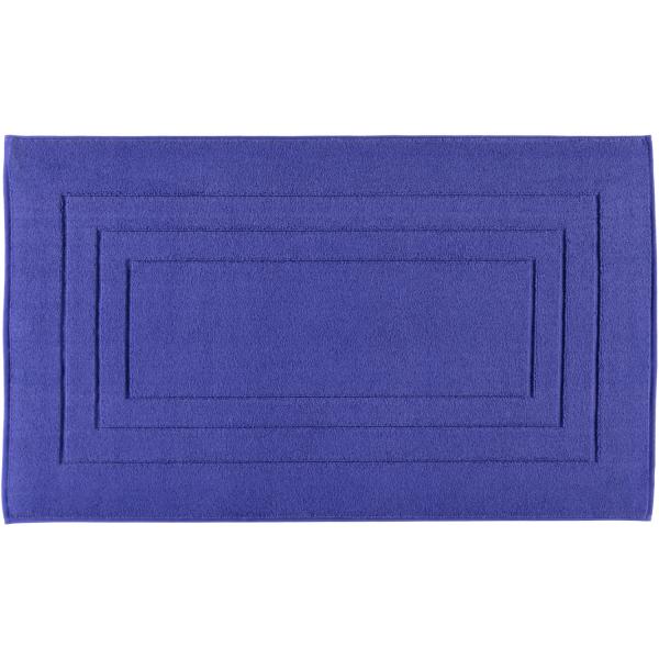 Vossen Badematte Calypso Feeling - Farbe: 479 - reflex blue 67x120 cm