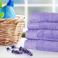 Wie oft wäscht man Handtücher?