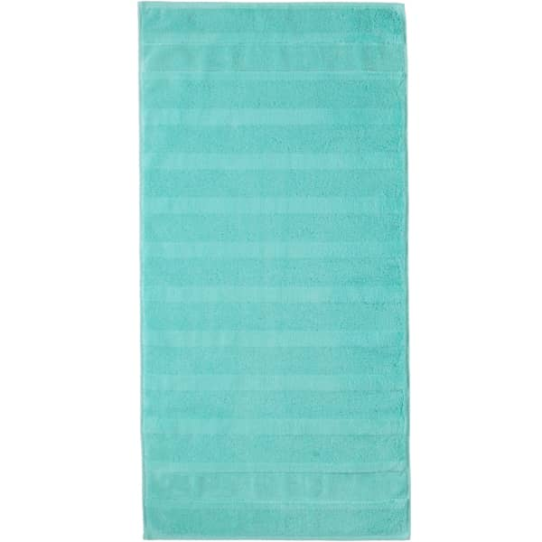 Cawö - Noblesse2 1002 - Farbe: 404 - mint Handtuch 50x100 cm