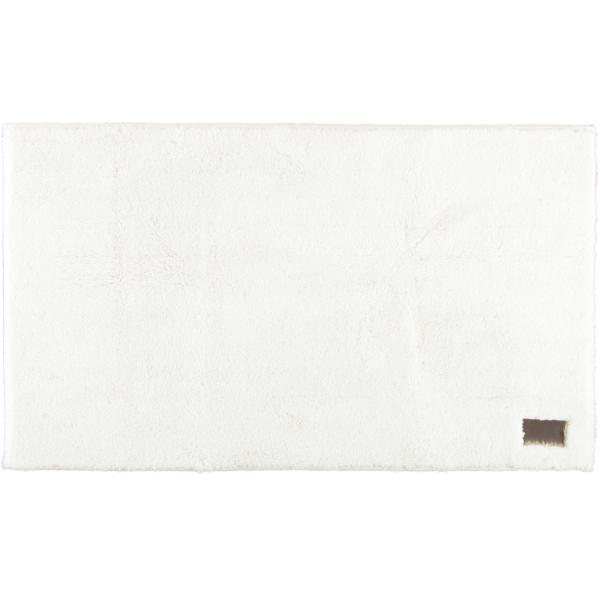 JOOP! - Badteppich Luxury 152 - Farbe: weiss - 001 70x120 cm