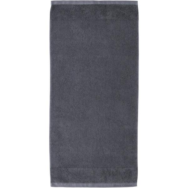 Marc o Polo Timeless uni - Farbe: anthrazite Handtuch 50x100 cm