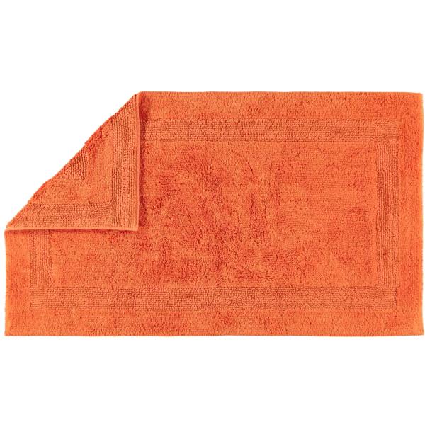 Cawö Home - Badteppich 1000 - Farbe: terra - 323 70x120 cm