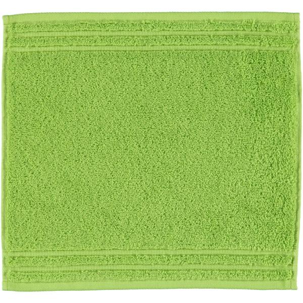 Vossen Calypso Feeling - Farbe: meadowgreen - 530 Seiflappen 30x30 cm