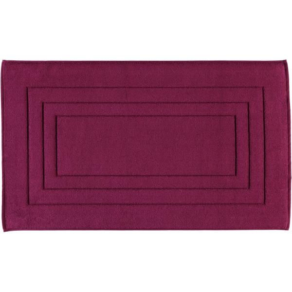 Vossen Badematte Calypso Feeling - Farbe: grape - 864 67x120 cm