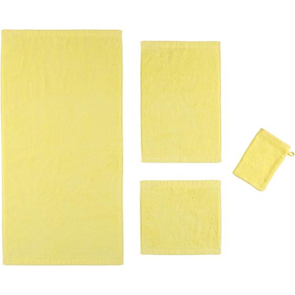 Cawö - Life Style Uni 7007 - Farbe: lemon - 501