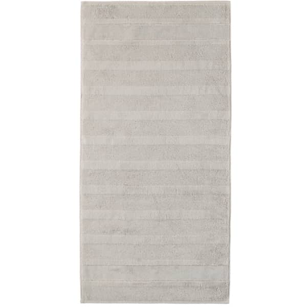 Cawö - Noblesse2 1002 - Farbe: 775 - silber Handtuch 50x100 cm