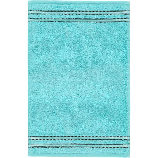 Vossen Cult de Luxe - Farbe: 534 - light azure Gästetuch 30x50 cm