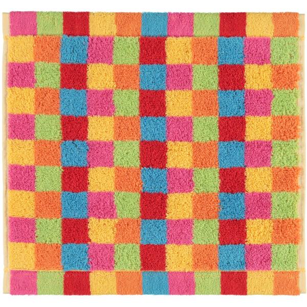 Cawö - Life Style Karo 7017 - Farbe: multicolor - 25 Seiflappen 30x30 cm