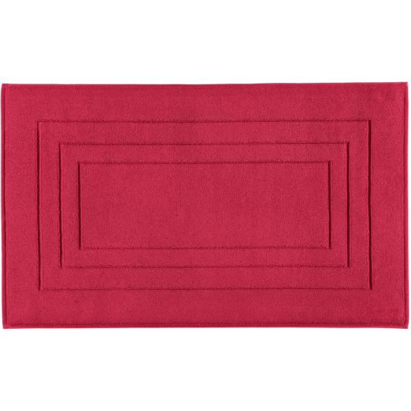 Vossen Badematte Calypso Feeling - Farbe: rubin - 390 60x100 cm