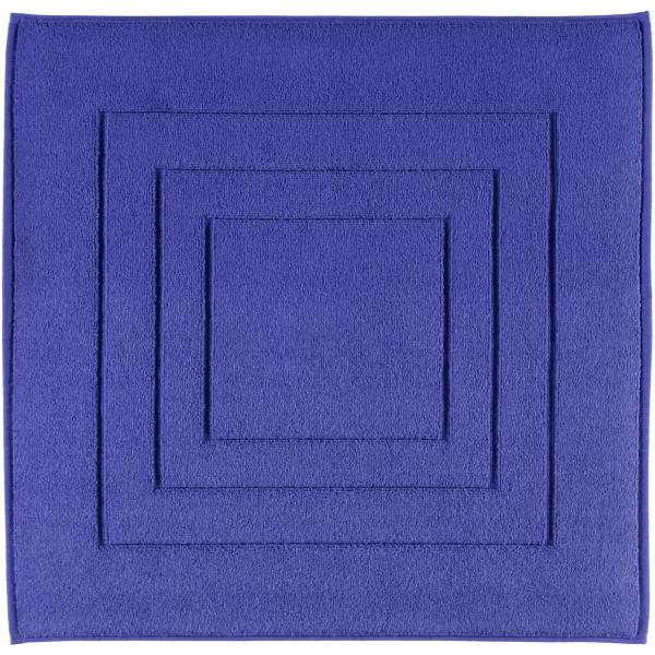 Vossen Badematte Calypso Feeling - Farbe: 479 - reflex blue 60x60 cm