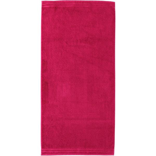 Vossen Calypso Feeling - Farbe: 377 - cranberry Handtuch 50x100 cm