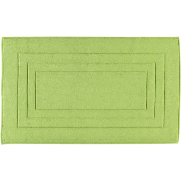 Vossen Badematte Calypso Feeling - Farbe: meadowgreen - 530 67x120 cm