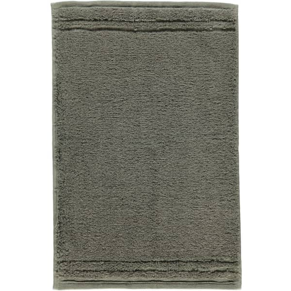 Vossen Vienna Style Supersoft - Farbe: slate grey - 742 Gästetuch 30x50 cm