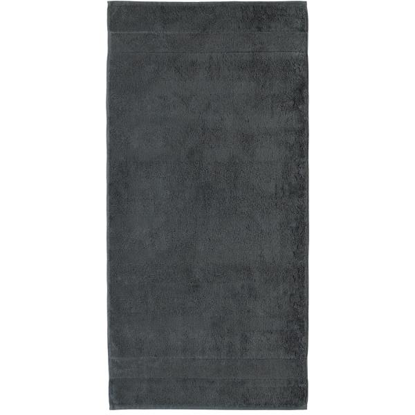 Cawö - Noblesse2 1002 - Farbe: 774 - anthrazit Handtuch 50x100 cm
